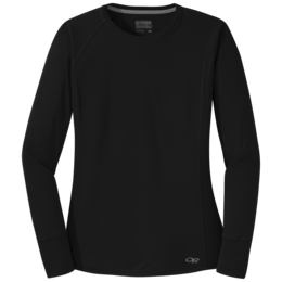 OR Women's Echo L/S Tee black