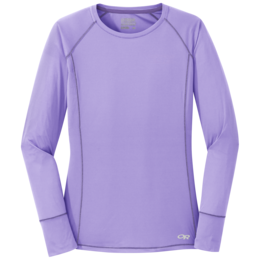 OR Women's Echo L/S Tee thistle