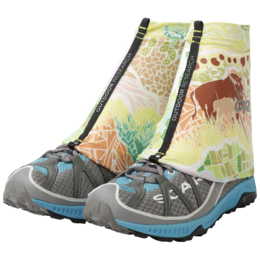 OR Surge Running Gaiters, Printed wildland