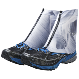 OR Surge Running Gaiters, Printed painted hills