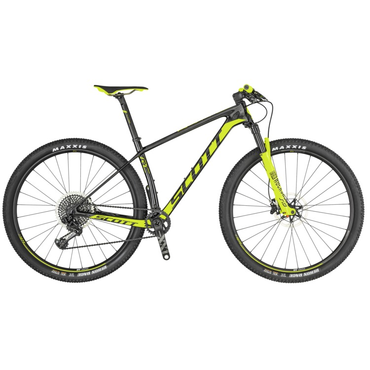 SCOTT Scale RC 900 World Cup Bike