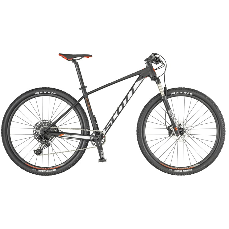 SCOTT Scale 980 black/white Bike