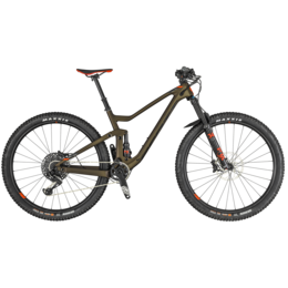 Bicicleta SCOTT Genius 920