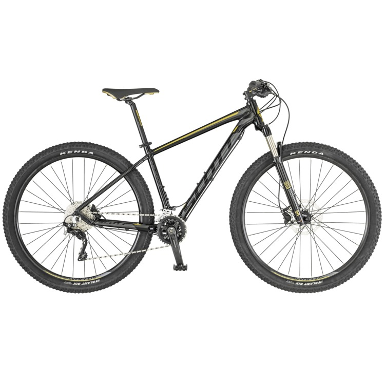 Bicicletta SCOTT Aspect 910 black/bronze
