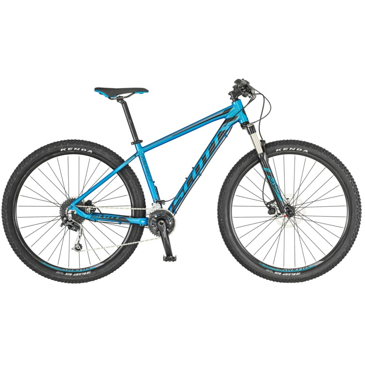 Vélo SCOTT Aspect 930 blue / grey