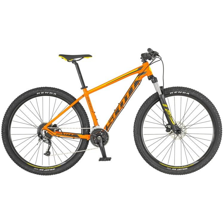 Bicicletta SCOTT Aspect 940 orange/yellow
