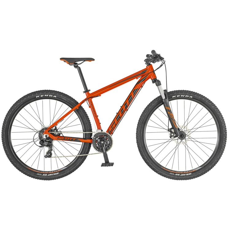 SCOTT Aspect 970 red/dark red Bike