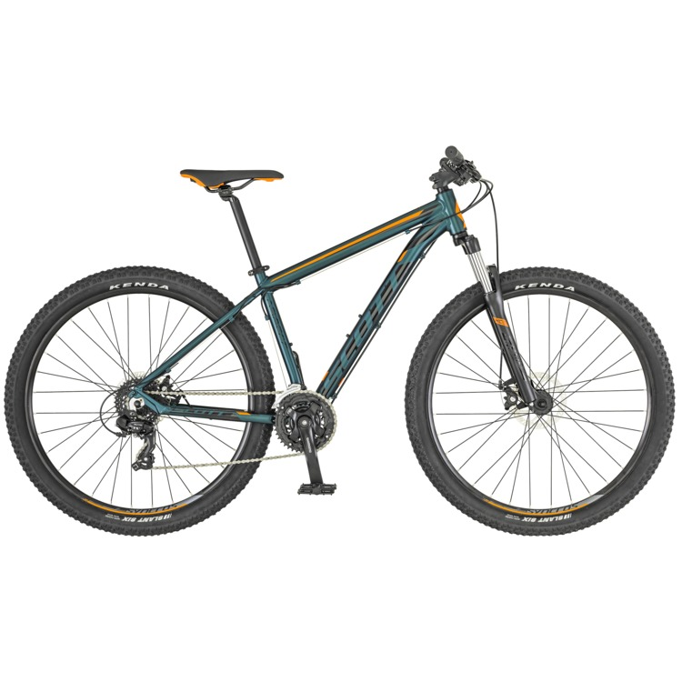 SCOTT Aspect 970 co Green/Orange Bike