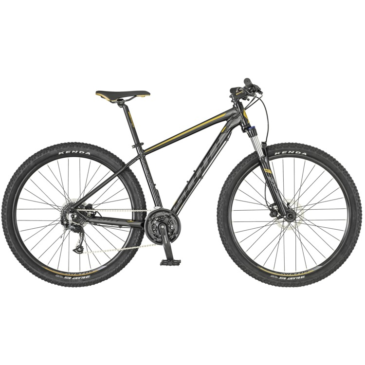 Vélo SCOTT Aspect 750 black / bronze