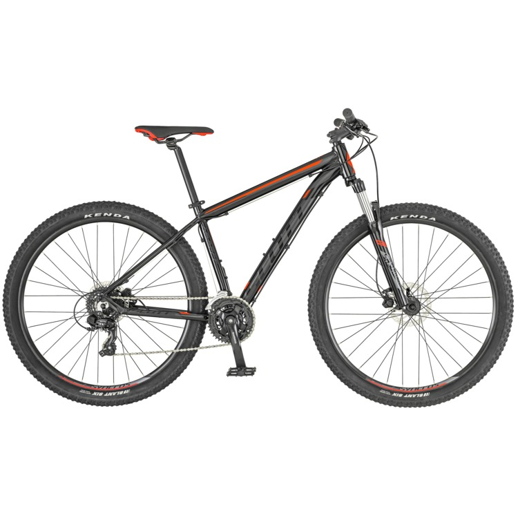 Bicicletta SCOTT Aspect 760 black/red