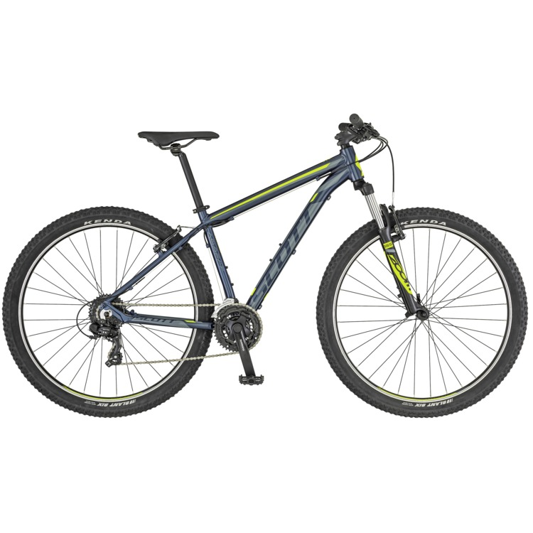 Bicicletta SCOTT Aspect 780 blue/yellow