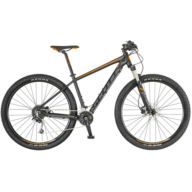 SCOTT Aspect 730 Bike schwarz/orange