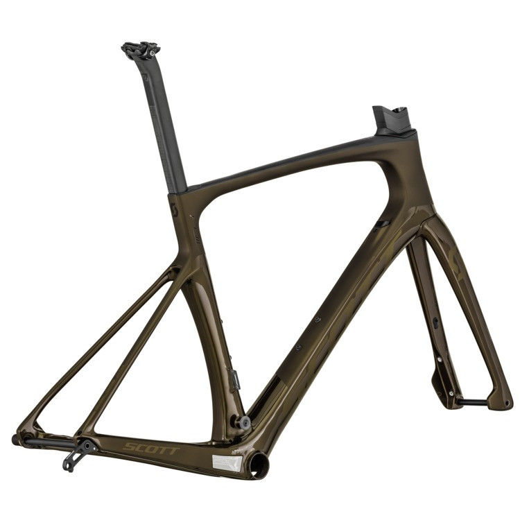 Kit cadre SCOTT Foil Prem. disc dark bronze