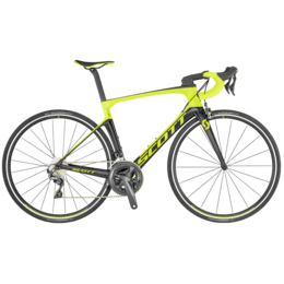 Vélo SCOTT Foil 20 yellow / black