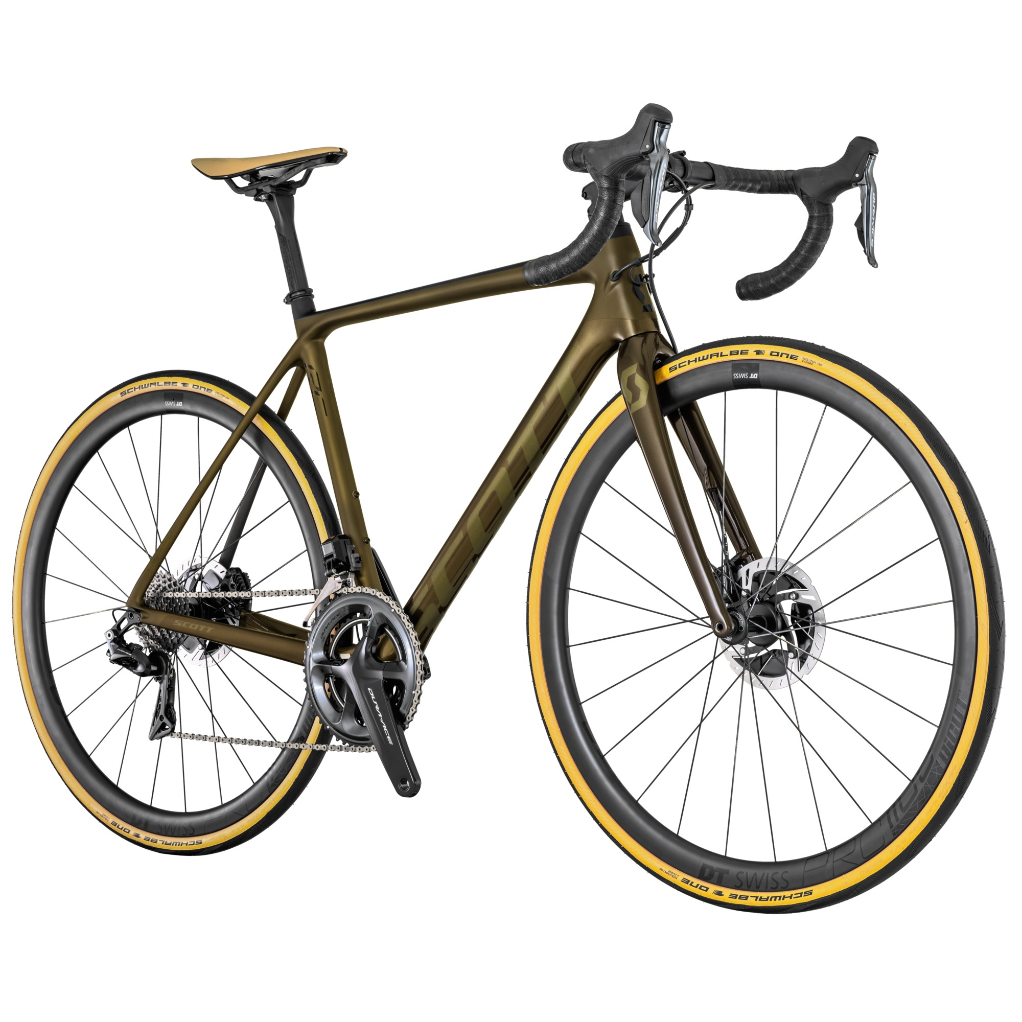 Bicicletta SCOTT Addict Premium Disc