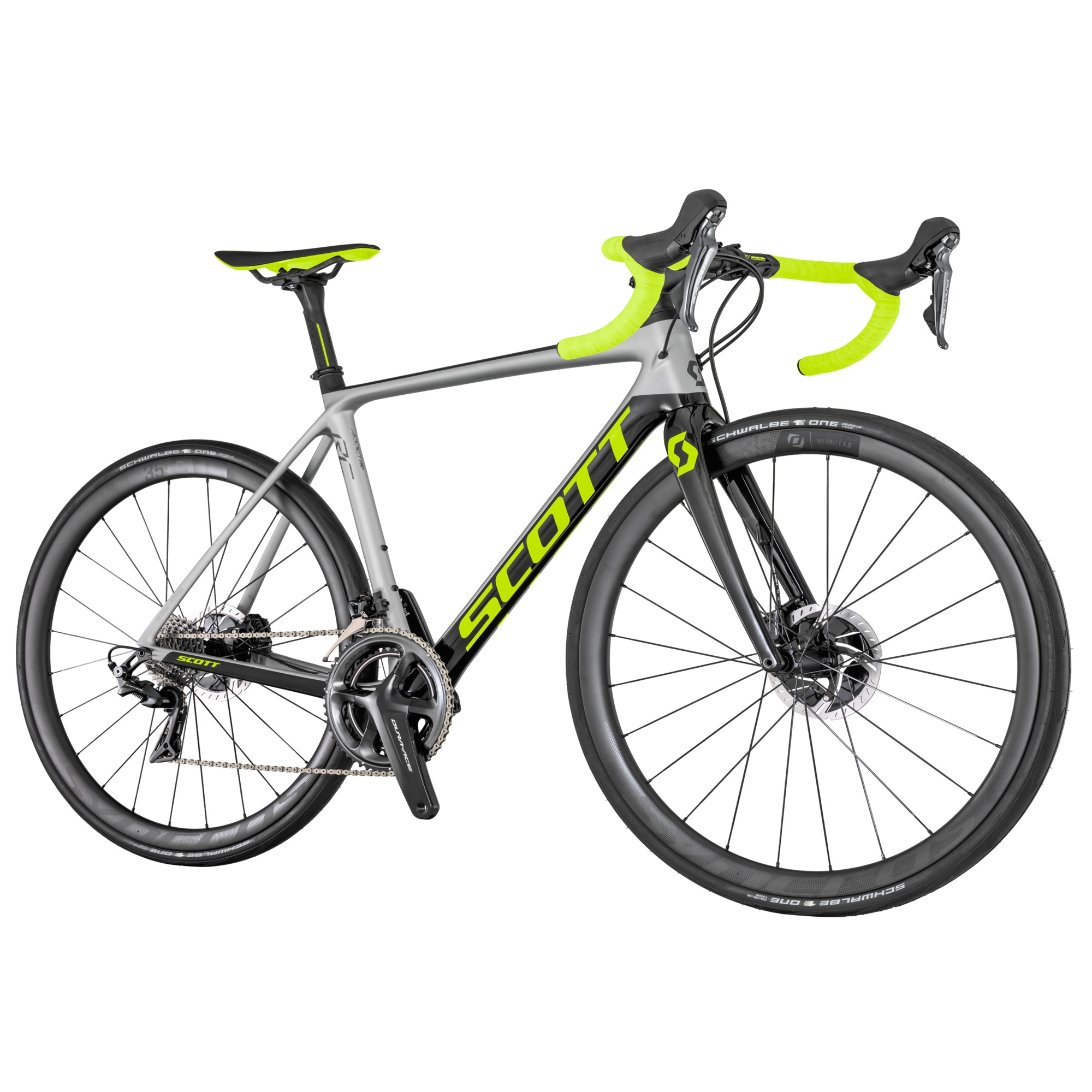 SCOTT Addict RC Pro Disc Bike