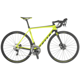 SCOTT Addict RC 10 disc Bike