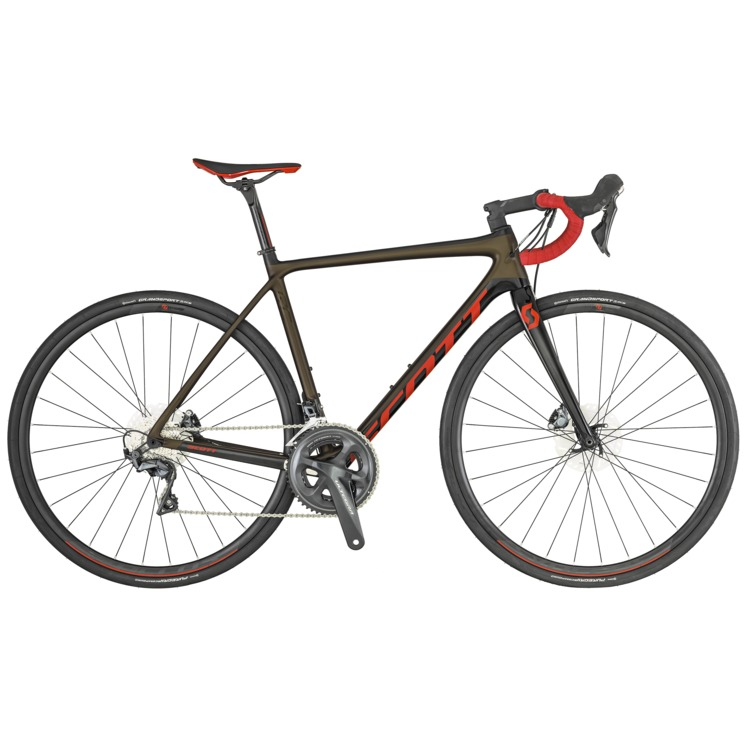 Bicicletta SCOTT Addict RC 20 Disc
