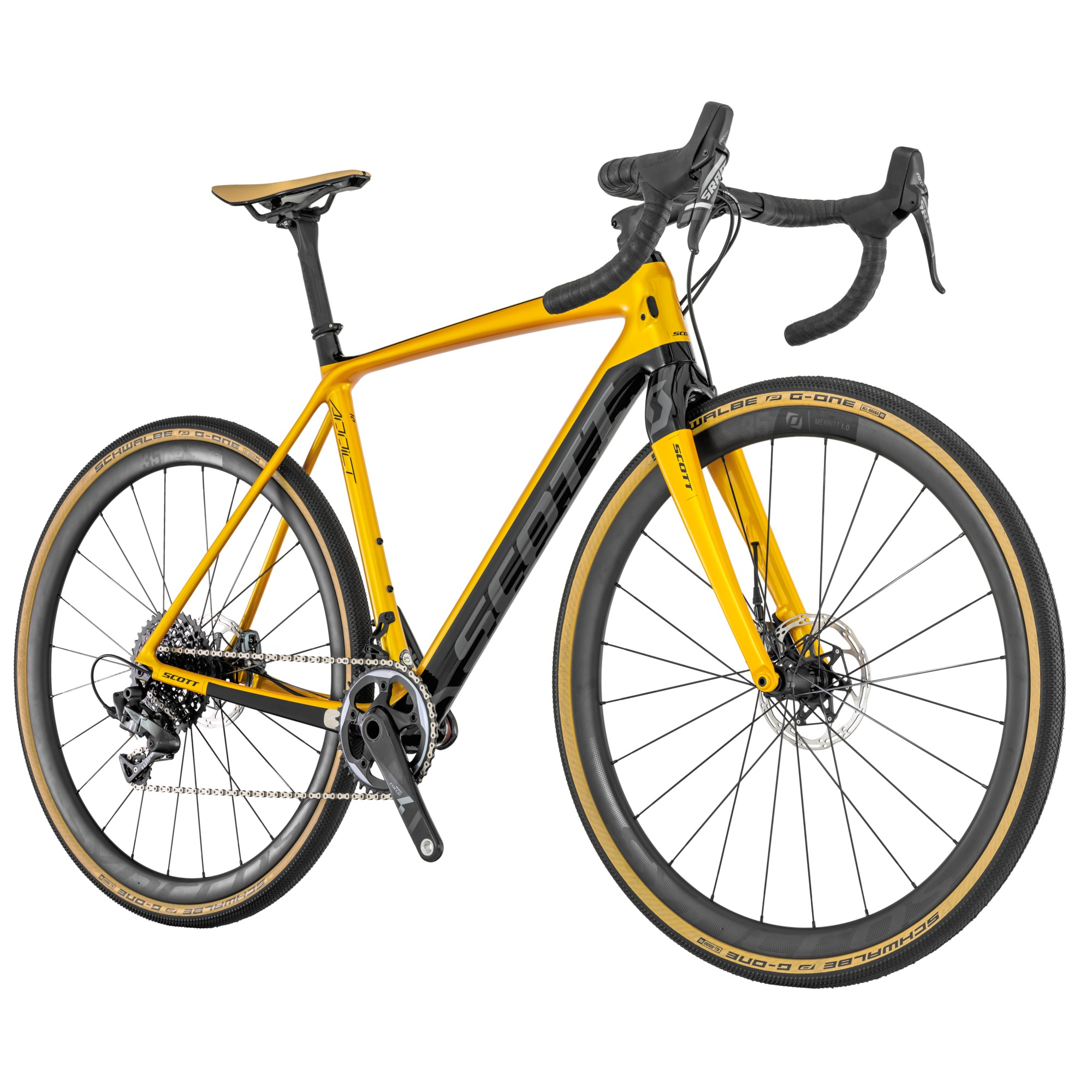 Bicicletta SCOTT Addict Gravel 10