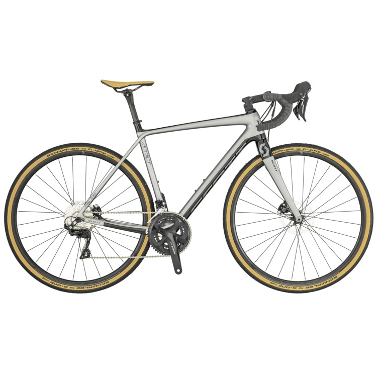 Bicicletta SCOTT Addict Gravel 30