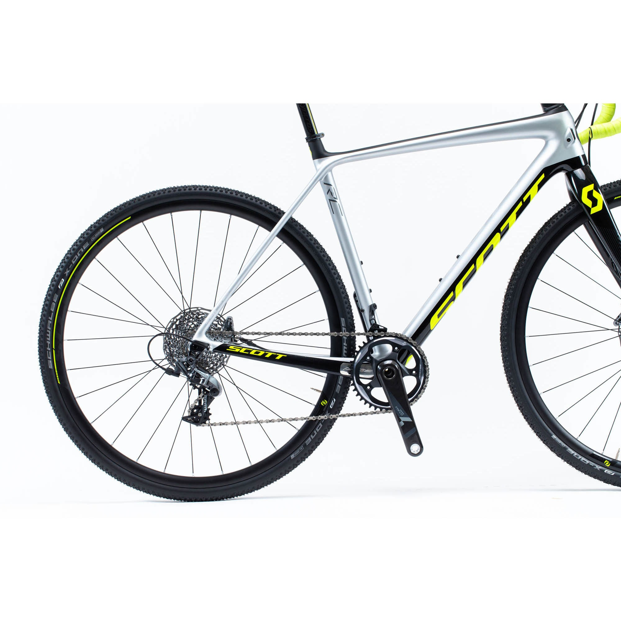 SCOTT Addict CX RC Bike