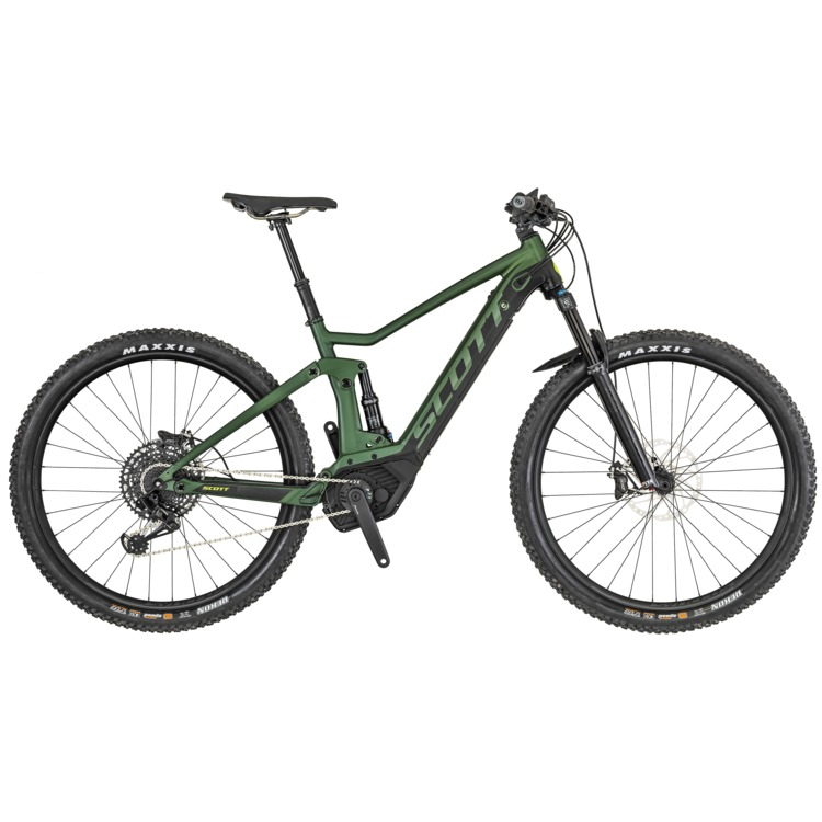 SCOTT Strike eRide 710 Bike