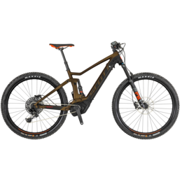 SCOTT Strike eRide 720 Bike