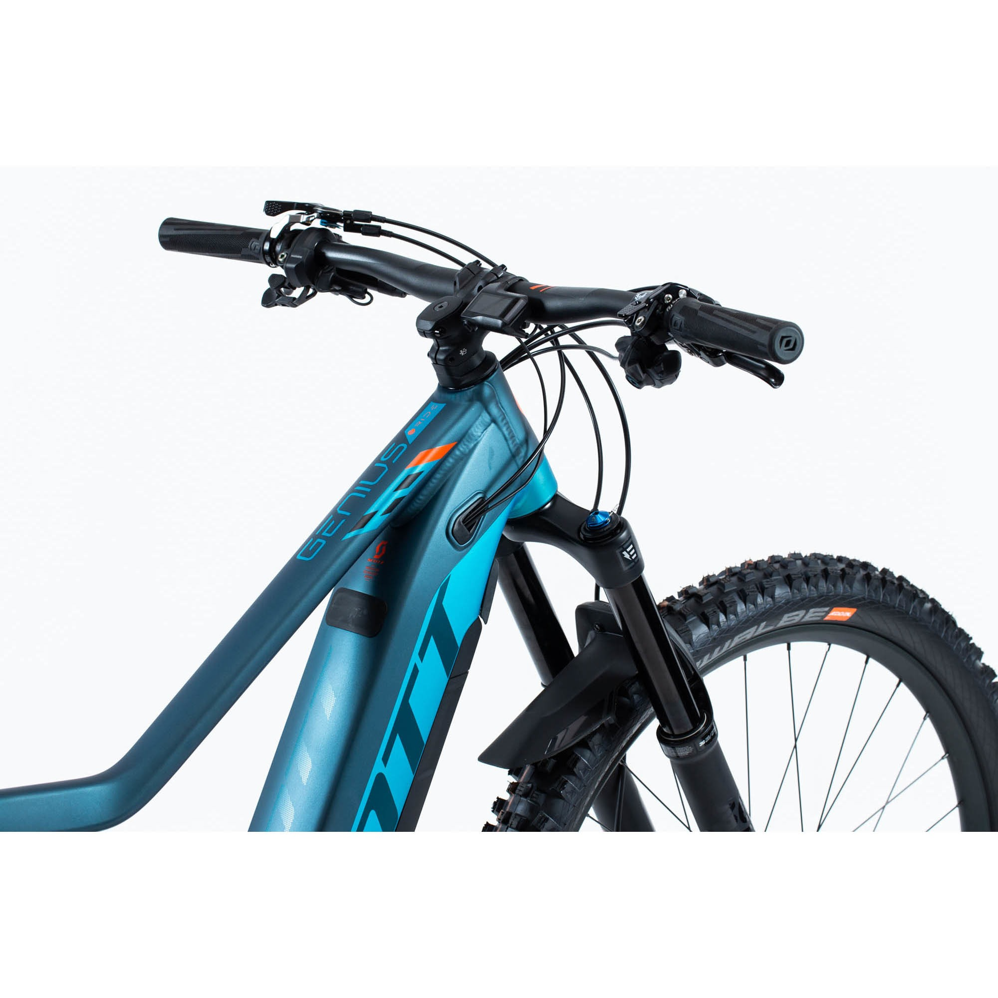 SCOTT Genius eRide 920 Bike