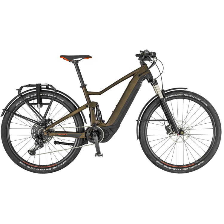 SCOTT Axis eRide EVO Bike