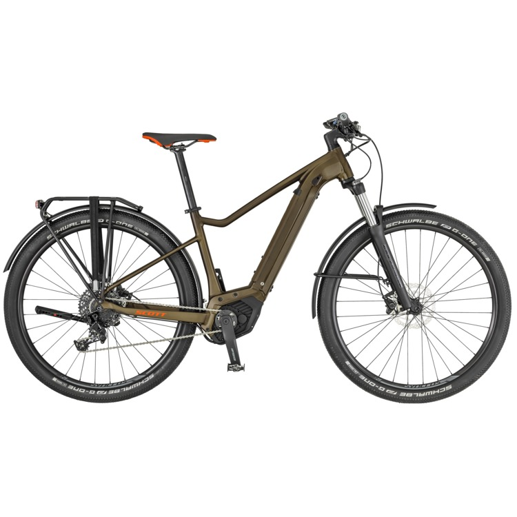 SCOTT Axis eRide 20 Men Bike