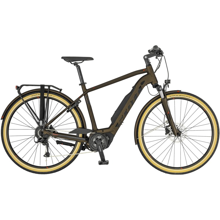 Bicicletta SCOTT Sub Active eRide Men