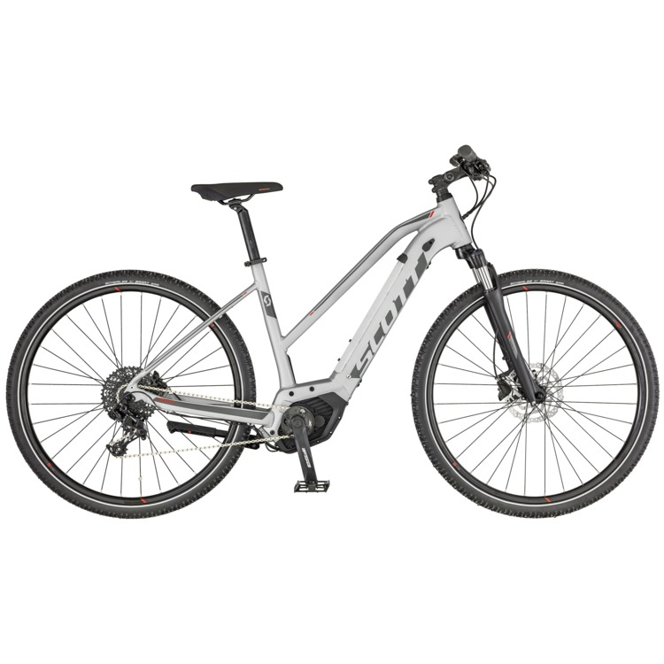 Bicicletta SCOTT Sub Cross eRide 10 Lady