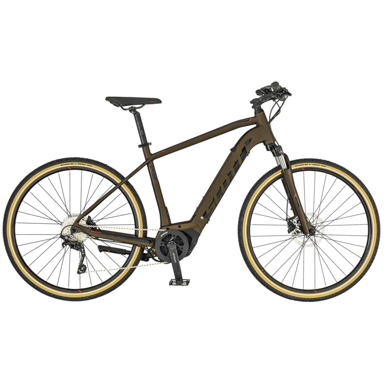 Bicicletta SCOTT Sub Cross eRide 20 Men