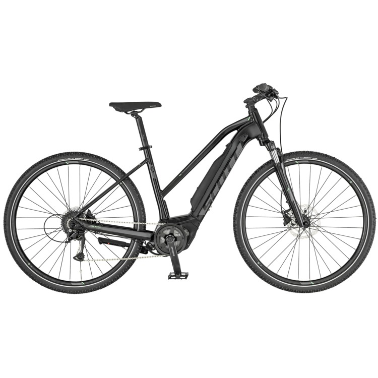 Bicicletta SCOTT Sub Cross eRide 30 Lady