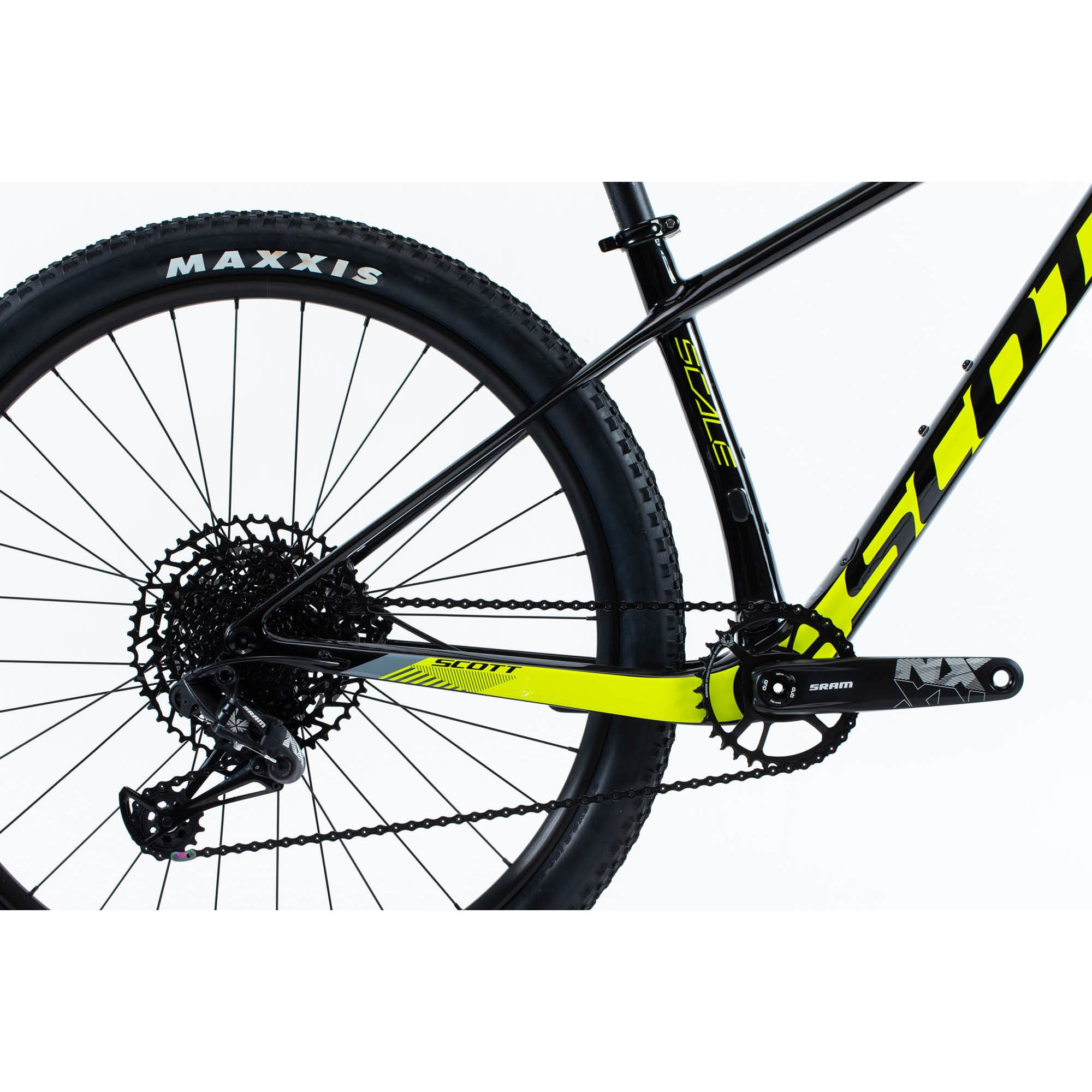 SCOTT Scale Pro 700 Bike