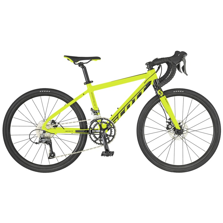 Bicicleta SCOTT Gravel 24