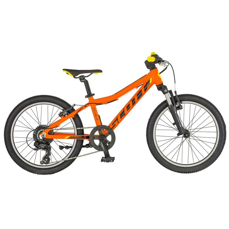 Bicicletta SCOTT Scale 20 black/orange