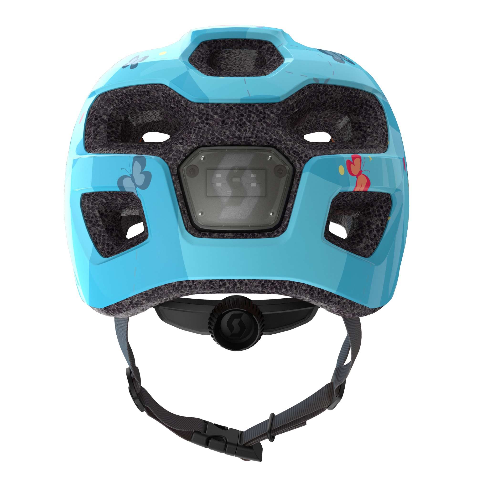 SCOTT SPUNTO KID HELM (CE)