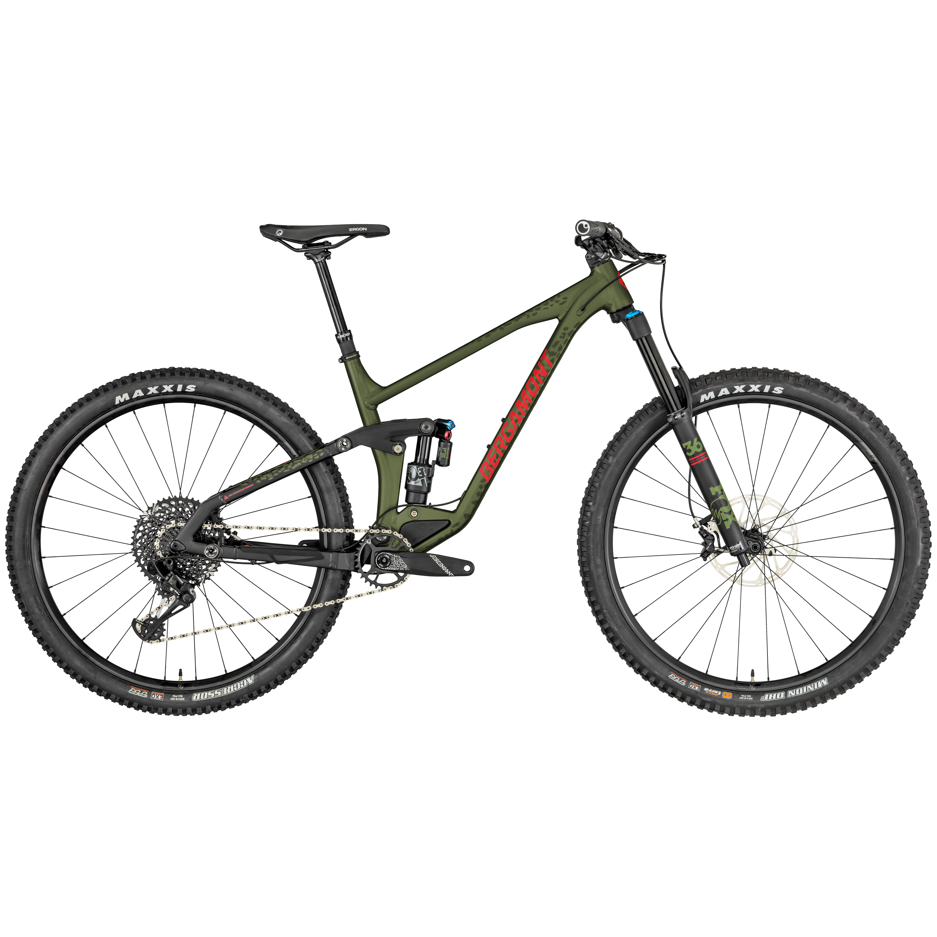 BGM Bike Trailster 10 | AllMountain / Enduro | Offroad Sport ...