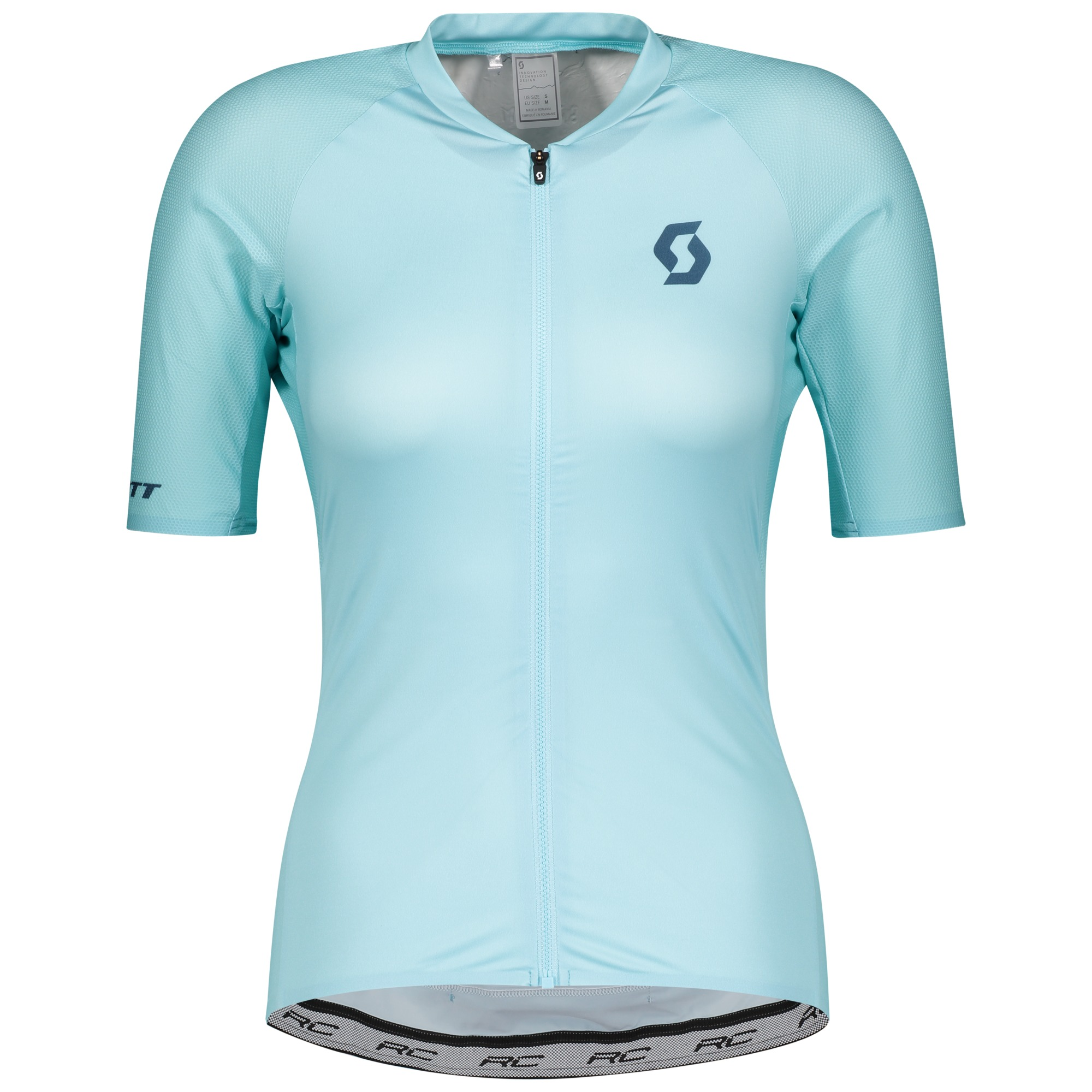 Green Scott Endurance 30 Short Sleeve Womens Cycling Jersey