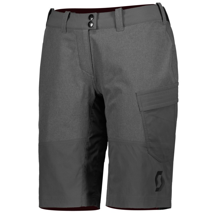 SCOTT Trail Flow Damenshorts mit Hosenpolster
