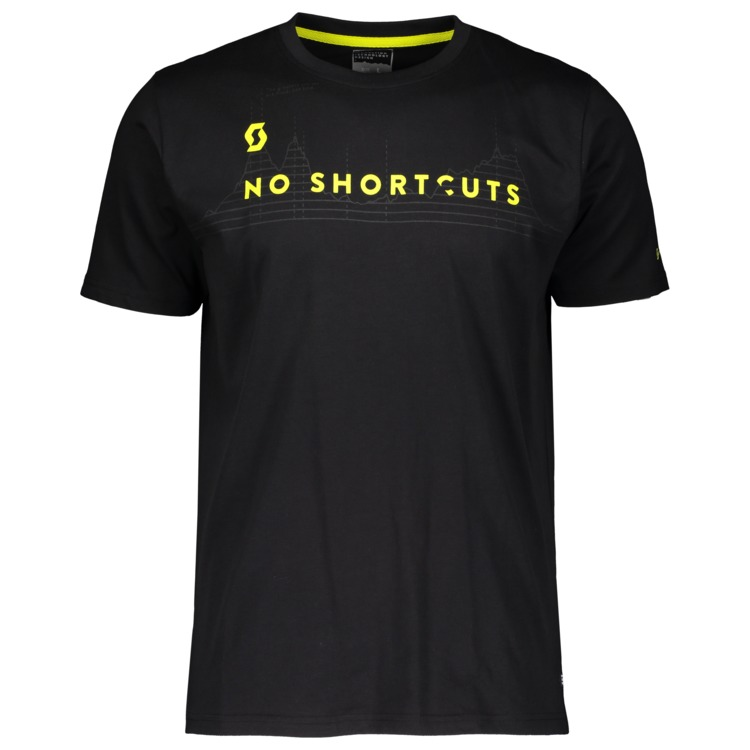 T-shirt à manches courtes SCOTT 10 No Shortcuts