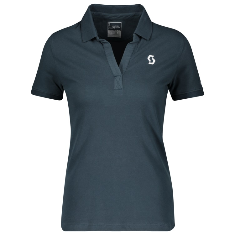 SCOTT 10 Casual s/sl Women's Polo