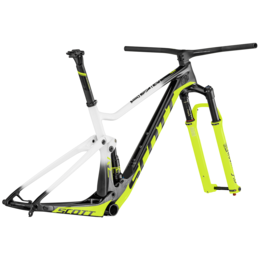 SCOTT Spark RC 900 WC N1NO HMX Frame+Fork