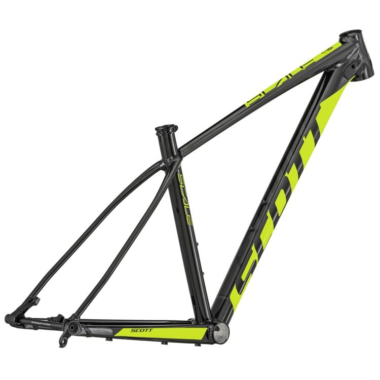 SCOTT Scale 950 blk/ylw (boost) Frame