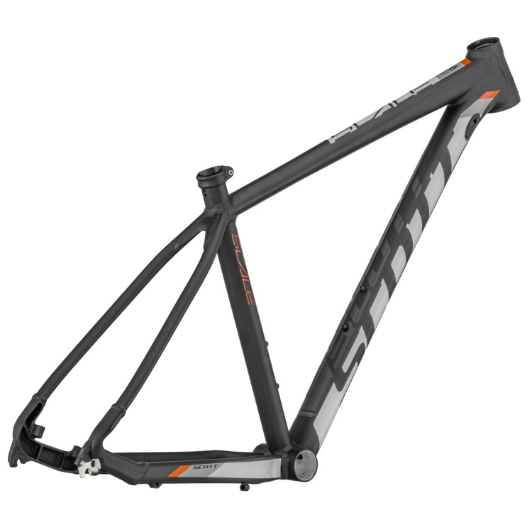 SCOTT Scale 780 black/white Frame
