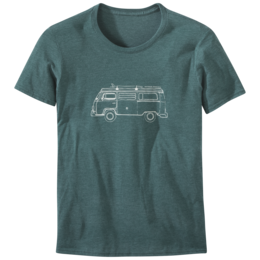 OR Men's Tailgate Tee juniper