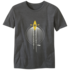 OR Men's Wakes Tee charcoal