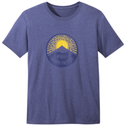 OR Men's Dawn Patrol Tee cobalt