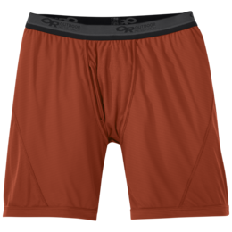 OR Men's Echo Boxer Briefs burnt orange